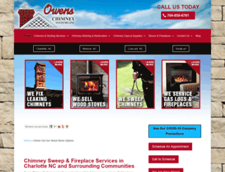 owenschimneysystems.com screenshot