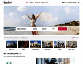 ownerdirect.com screenshot