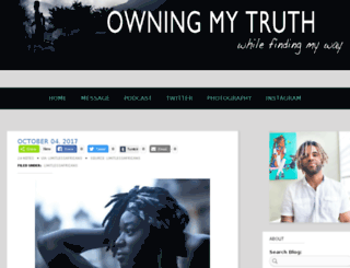 owning-my-truth.com screenshot
