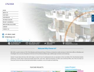 oxluga.com screenshot