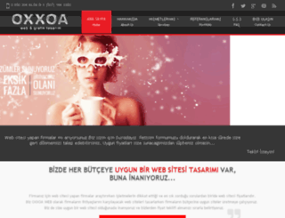 oxxoa.com screenshot