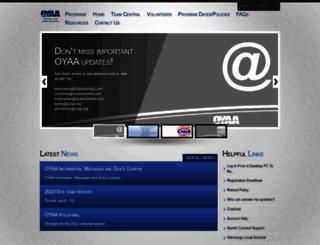 oyaa.org screenshot