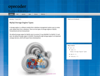 oyecoder.com screenshot