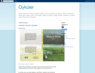oykuler-hikayeler.blogspot.com screenshot