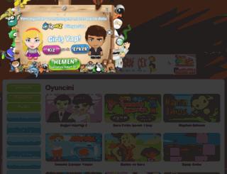 oyuncini.giydirme.com.tr screenshot