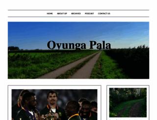 oyungapala.com screenshot