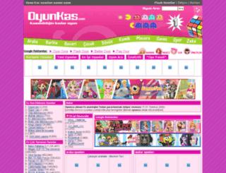 oyunkas.com screenshot