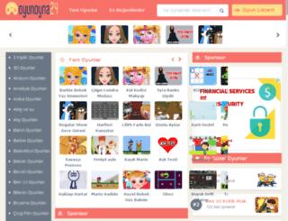 oyunoyna24.com screenshot