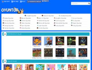oyuntor.com screenshot