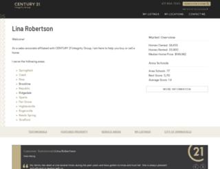 ozarks-realestate.com screenshot