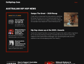 ozhiphop.com screenshot