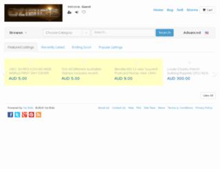 ozibids.com screenshot