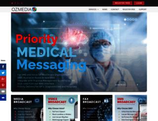 ozmedia.com screenshot