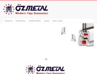 ozmetalpen.com screenshot