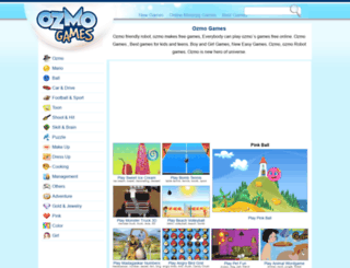 ozmogames.com screenshot