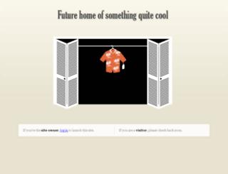 ozonemonitor.org screenshot