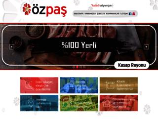 ozpasmarket.com screenshot