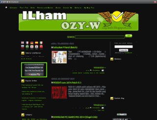 ozy-web.blogspot.com screenshot