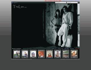 p.truluv.com screenshot