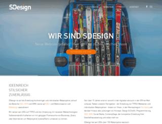 p284689.webspaceconfig.de screenshot