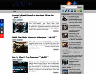 pace12.blogspot.com screenshot