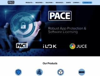 paceap.com screenshot
