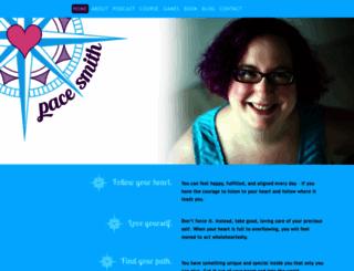 pacesmith.com screenshot