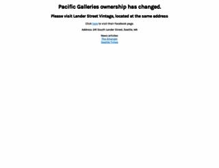 pacgal.com screenshot