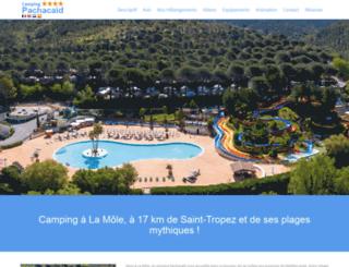 pachacaid.com screenshot