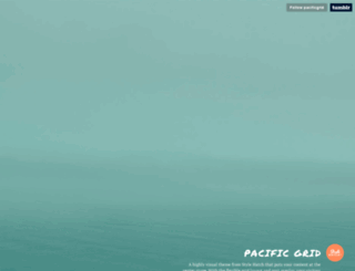 pacificgrid.stylehatch.co screenshot