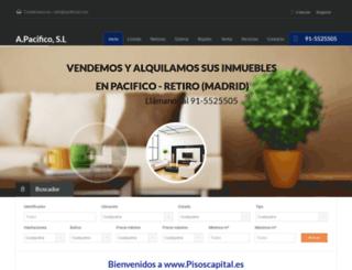 pacificosl.com screenshot