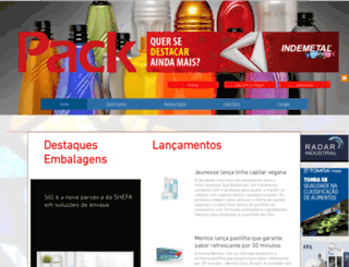 pack.com.br screenshot