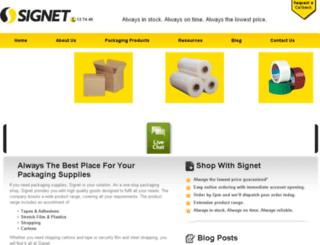 packaging.com.au screenshot