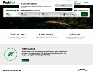 packbud.com screenshot
