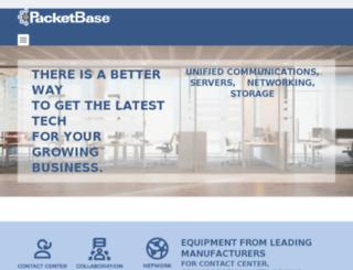 Packetbase.com Screenshot