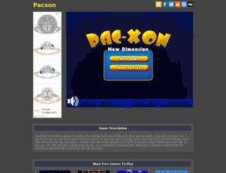 pacxon.us screenshot