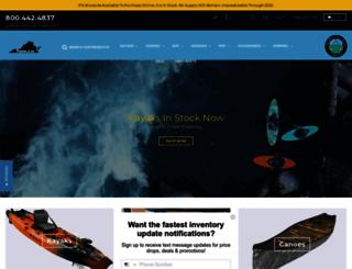 paddleva.com screenshot