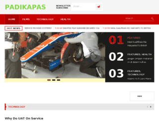 padikapas.com screenshot