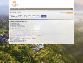 padmaresortubud.reserve-online.net screenshot