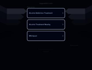 pageaddict.com screenshot