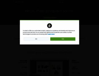 pagegangster.com screenshot