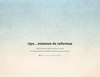 paginapress.com screenshot