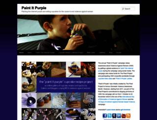 paintitpurple.thepixelproject.net screenshot