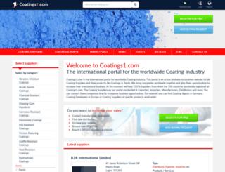 paints1.com screenshot