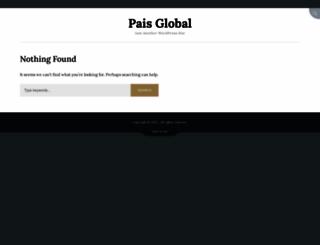 pais-global.com.ar screenshot