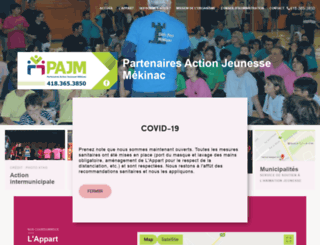 pajm.org screenshot