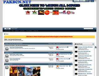pakbcn.net screenshot