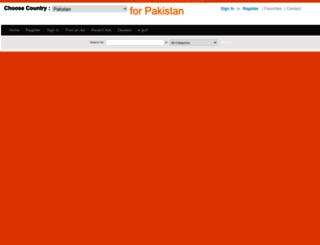 pakistan.e-bay.ae screenshot