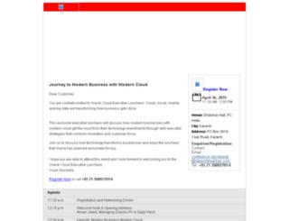 pakistanblogawards.com screenshot
