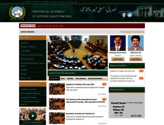 pakp.gov.pk screenshot